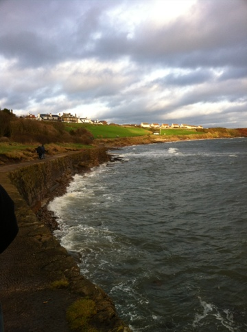 Walking the Fife Coastal Path around Crail
