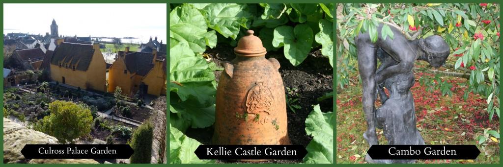 visiting gardens in fife