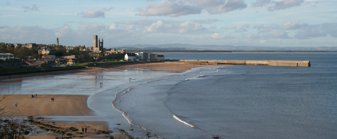 East Sands, St Andrews