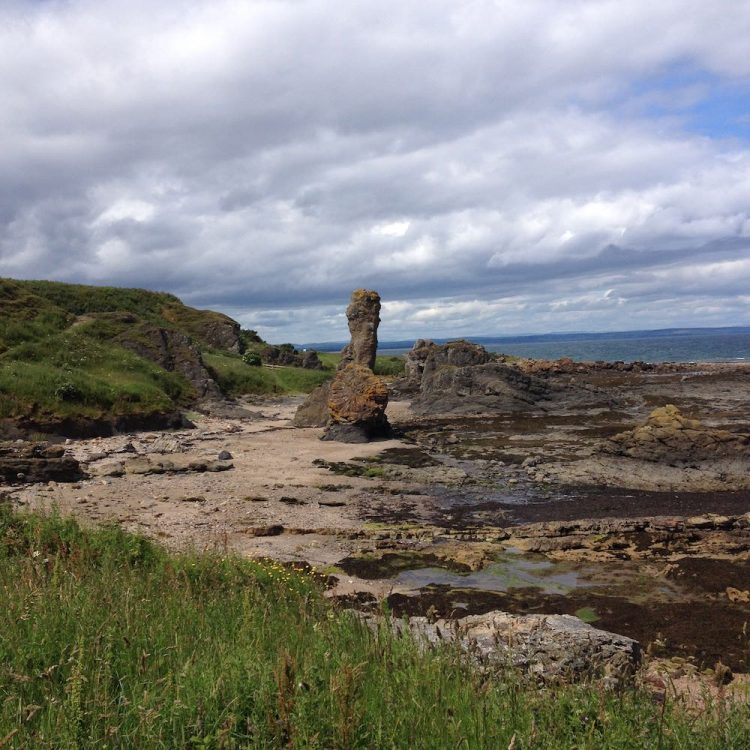 Fife Coastal Path Kingsbarns to St Andrews