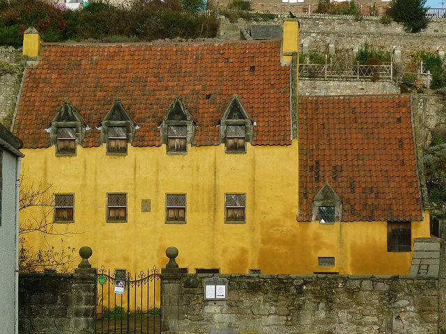 Culross Palace, Fife