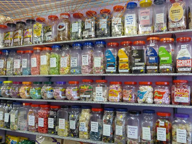 Nicholson's Ice Cream Shop Pittenweem