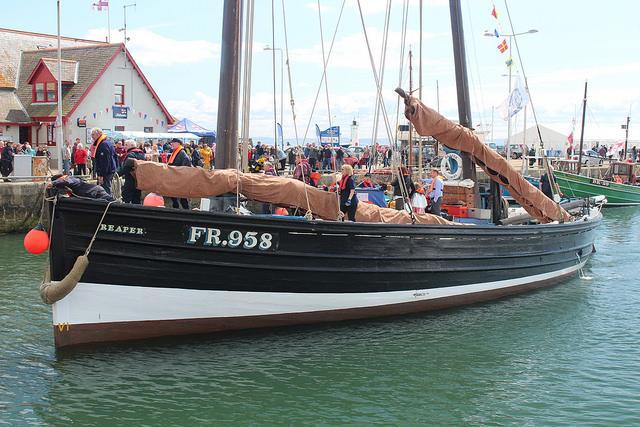 Reaper Historic Boat
