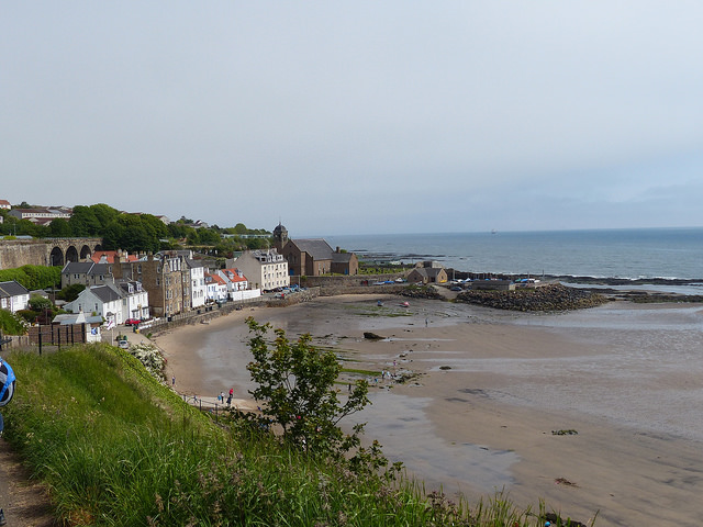 Kinghorn bay