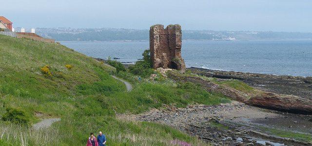 Burntisland to Dysart