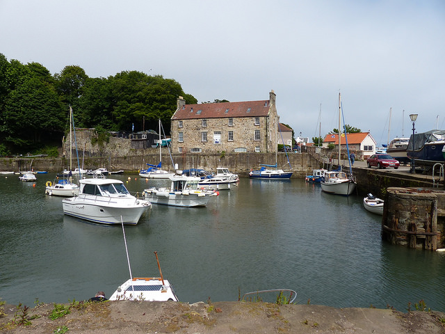 harbourmaster's house