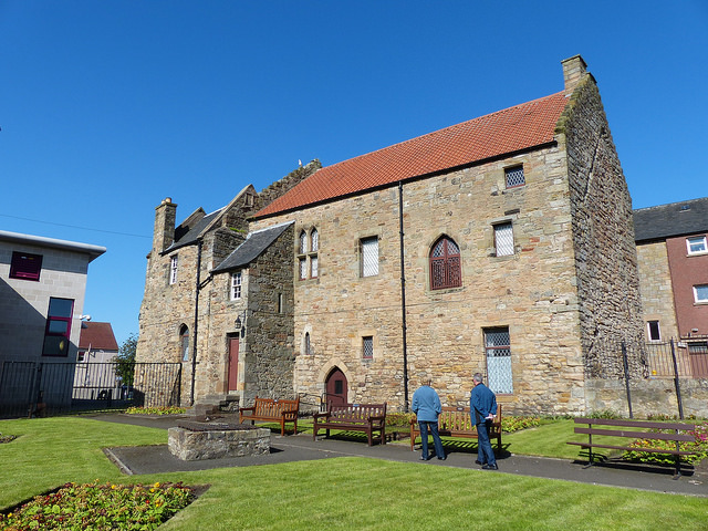 Inverkeithing old building