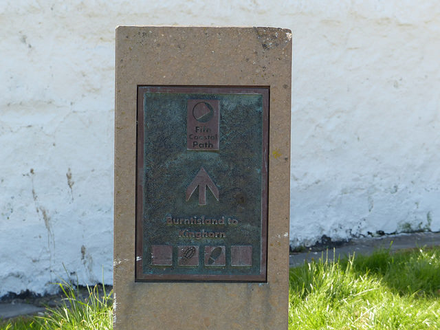 Coastal Path Marker