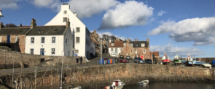 Things to do on a lazy day in Crail