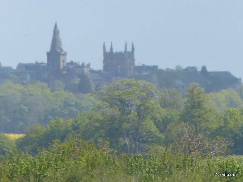 view dunfermline abbey
