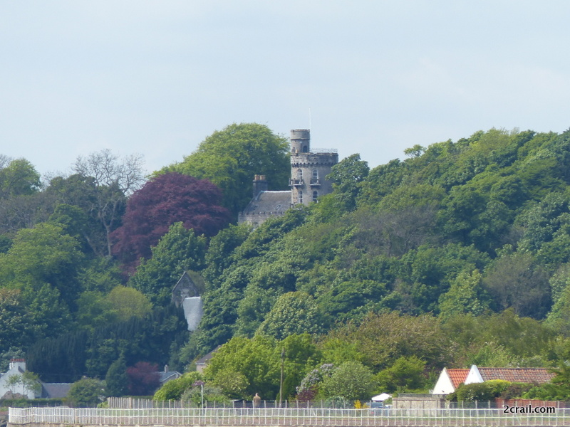 blair castle near culross