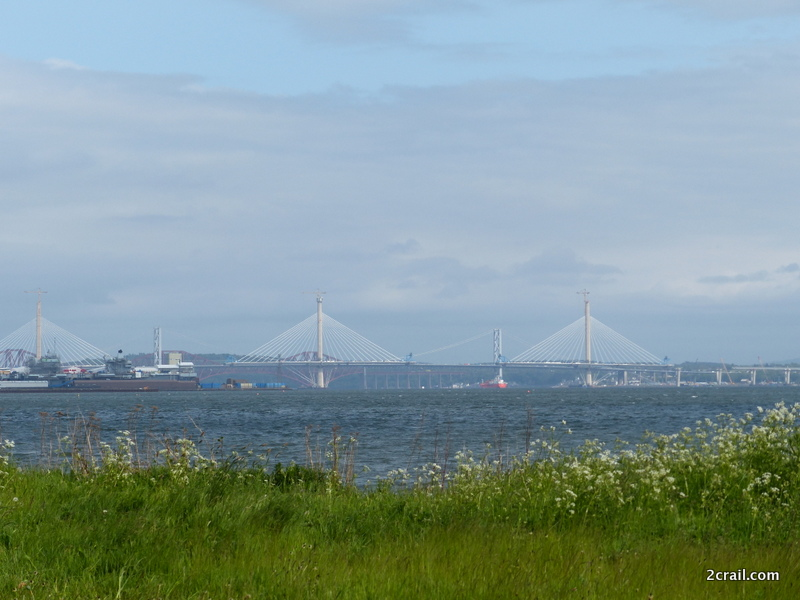 forth bridges fcct path