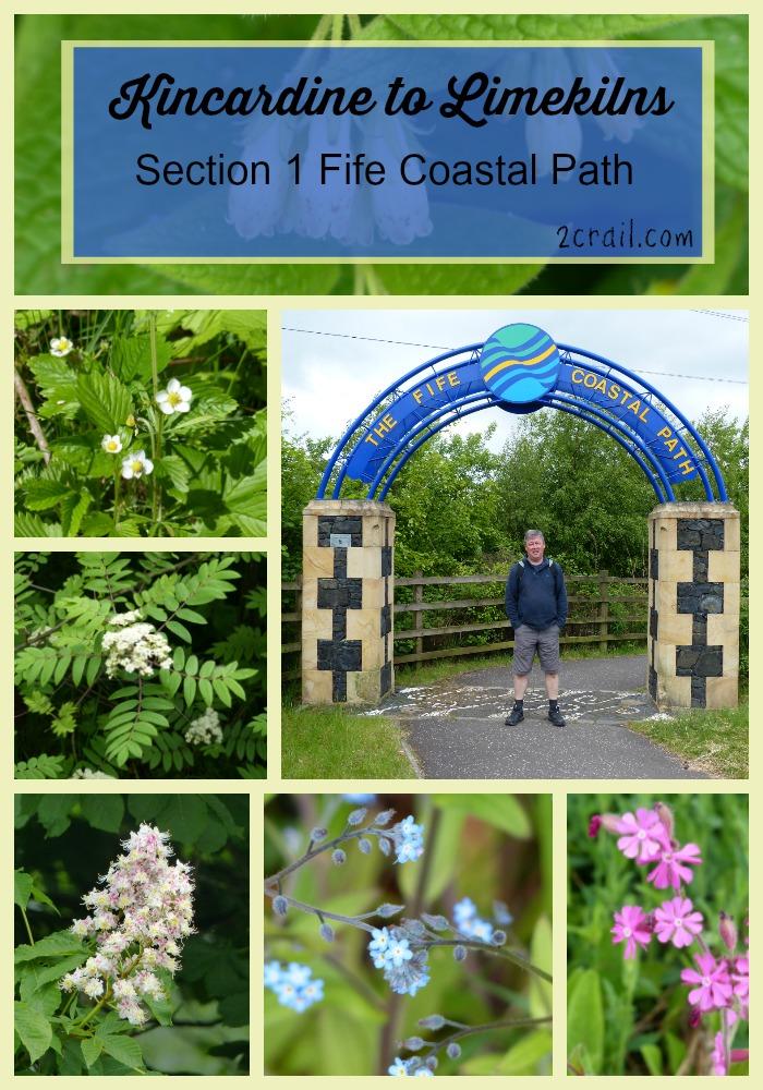 Fife Coastal Path Section 1