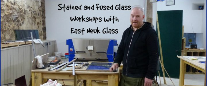 East Neuk Glass weekend workshop