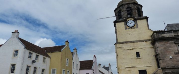 Dysart to Leven on the Fife Coastal Path