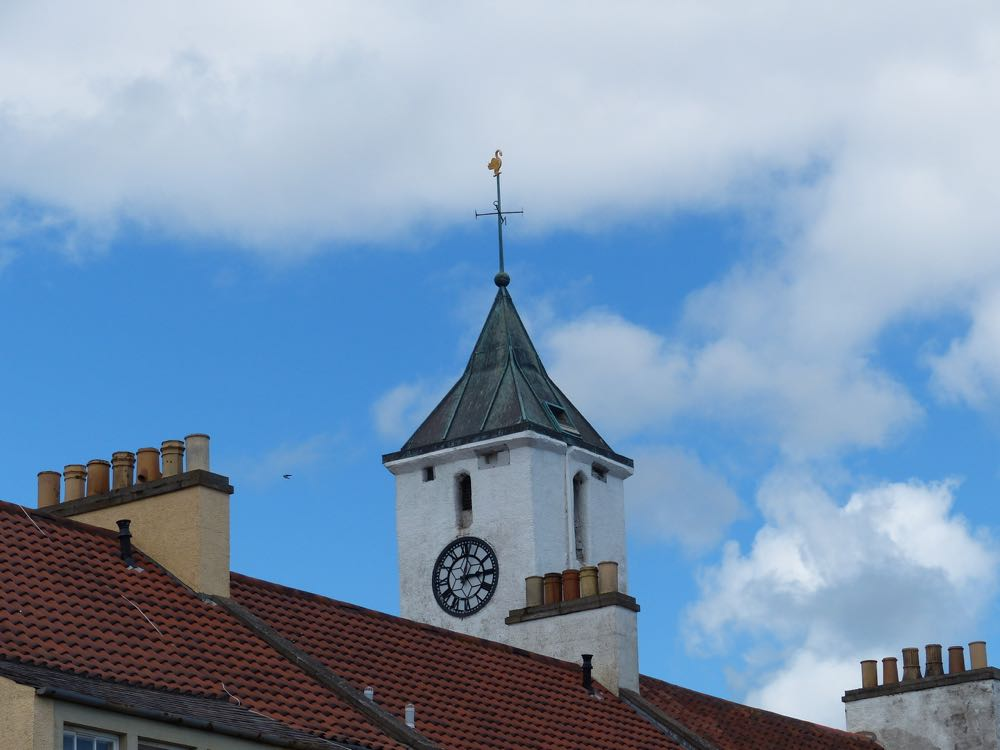 West Wemyss clock tower