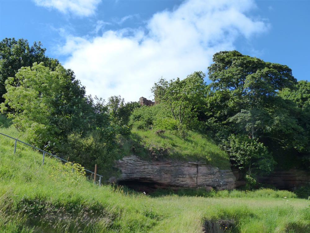 Macduff Castle East Wemyss