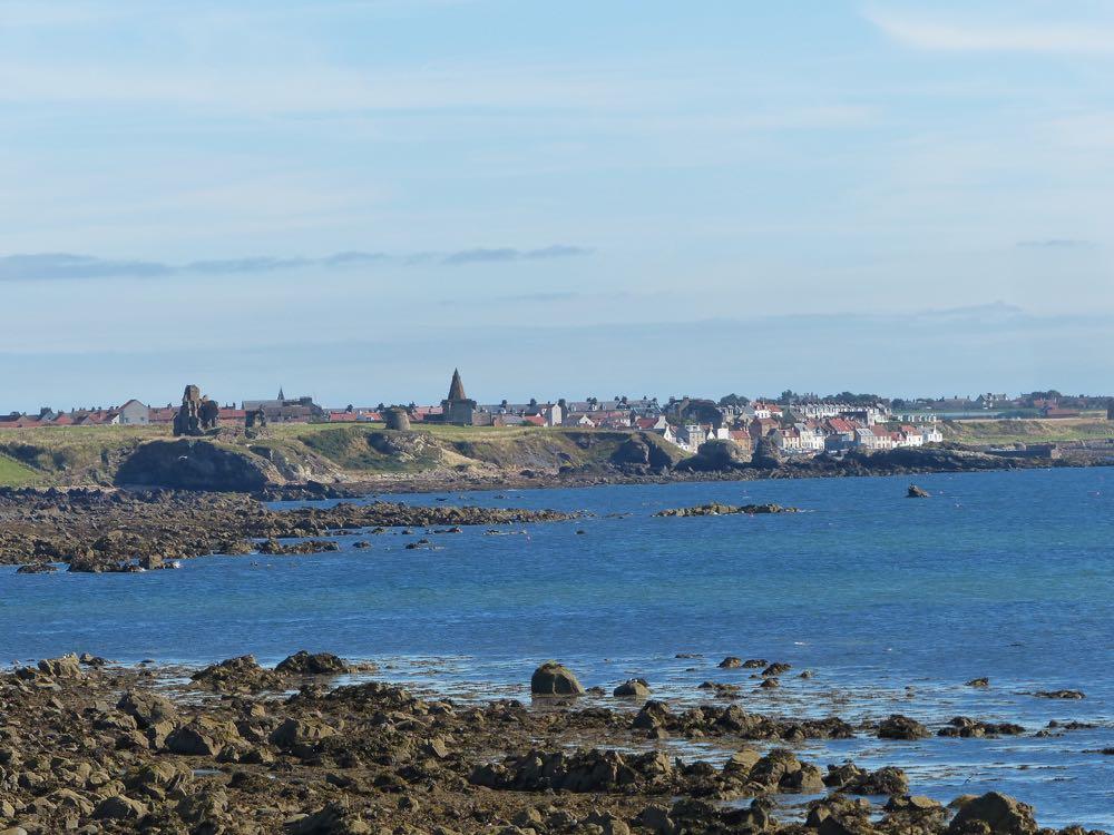 Views to St Monans