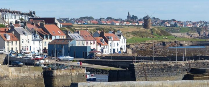 Section 5 from Elie to Anstruther via St Monans