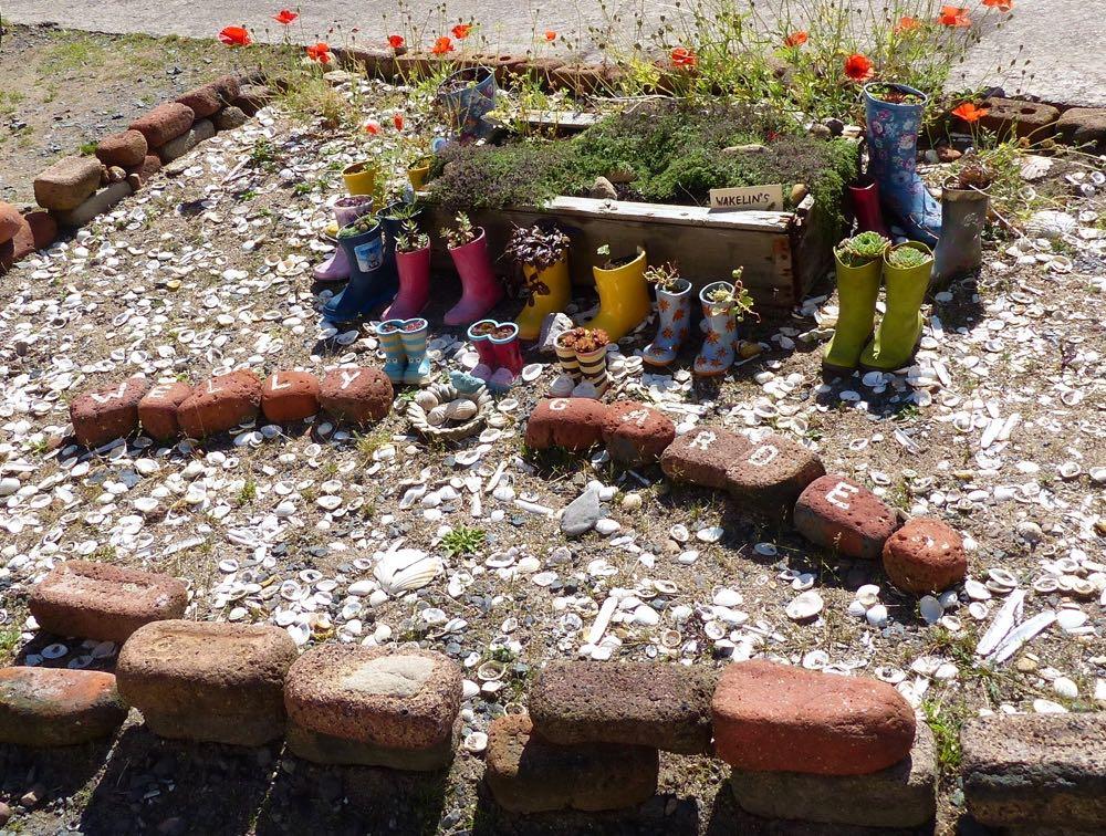 welly garden st monans