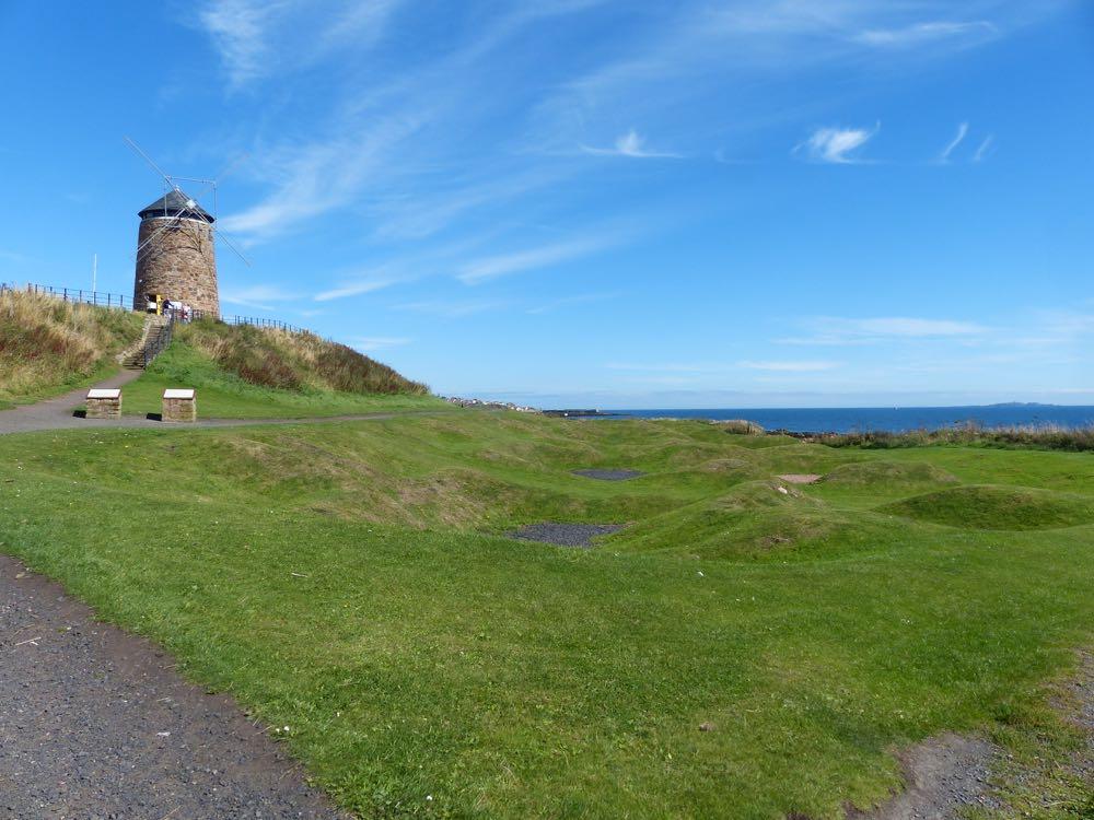 St Monans Windmill