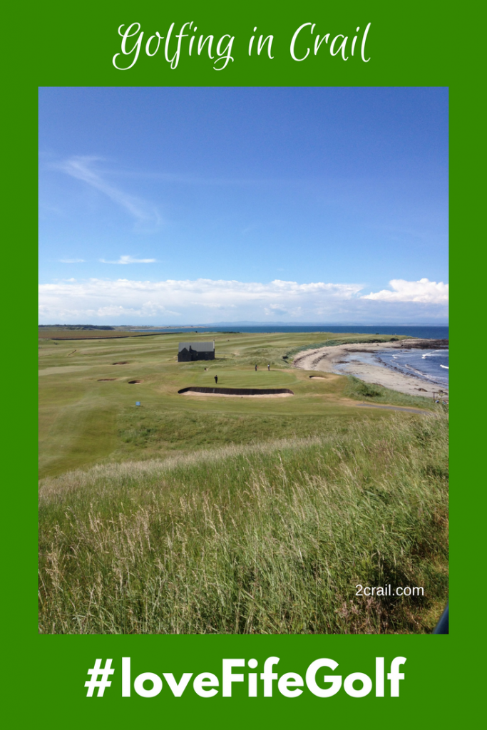 Golfing Holiday Crail