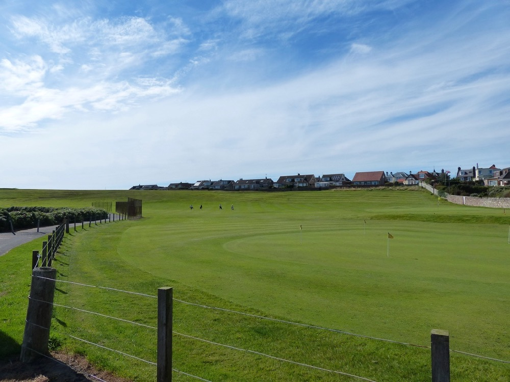 Golfing Holidays and Shorts Breaks Crail