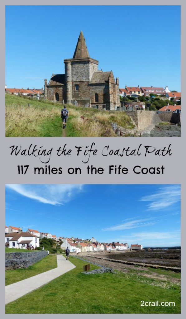 complete guide fife coastal path
