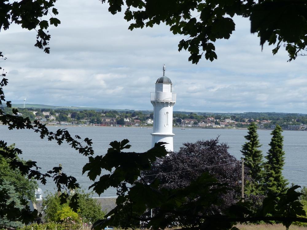 Walk the Fife Coastal Path from Tayport to Balmerino