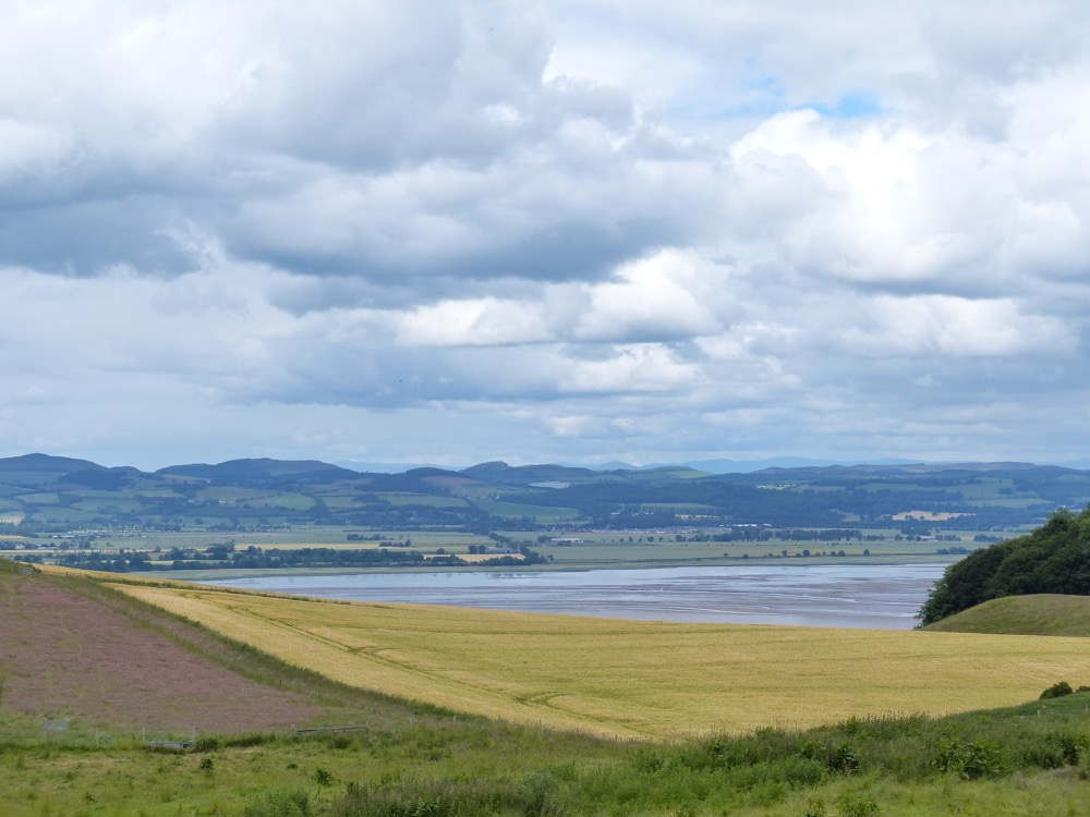 Fife Coastal Path Balmerino to Newburgh