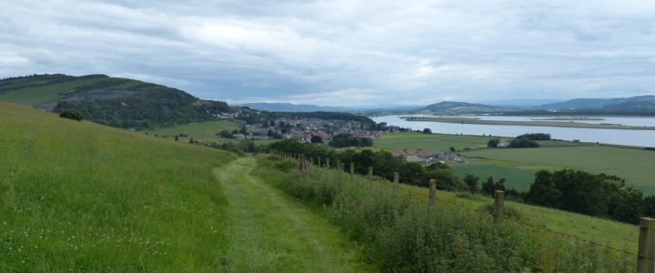 Fife Coastal Path – Balmerino to Newburgh