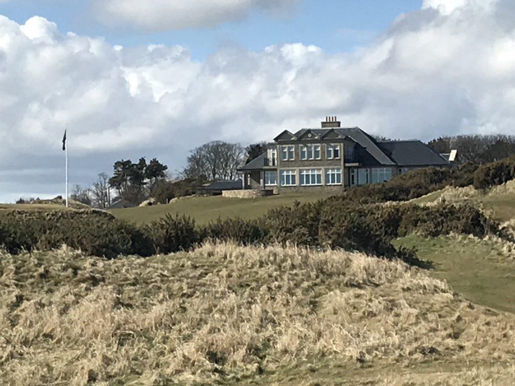 Golfing holidays short breaks in Crail