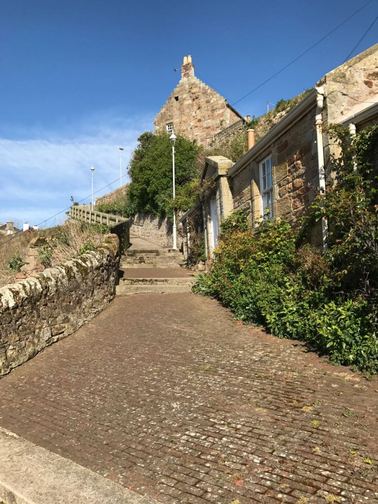 Walks around Crail Roome Bay to West Ness