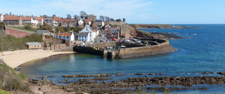 A Weekend Getaway to Crail Scotland