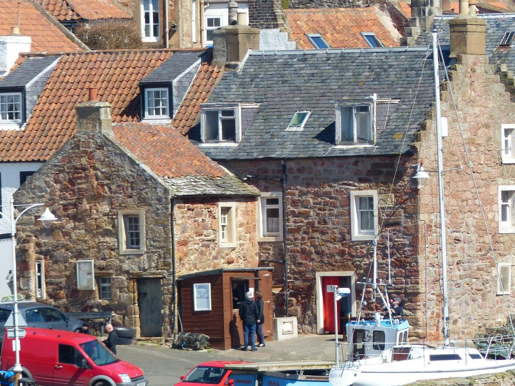 Self catering Cottage near St Andrews