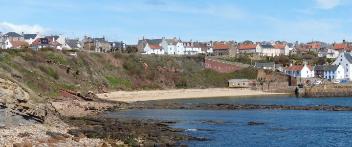 David Attenborough's First Life in Crail
