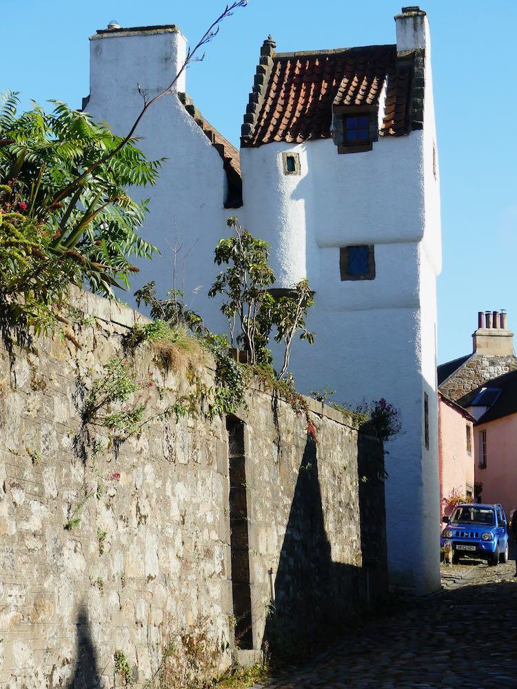 The Fife Pilgrim Way Culross to Dunfermline