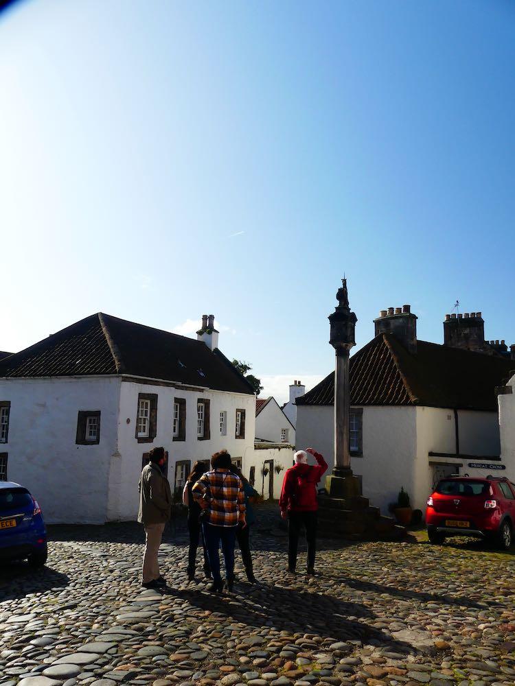 Culross Market Cross