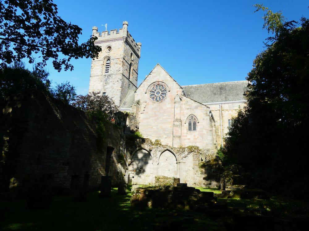 Fife Pilgrim Way Culross to Dunfermline