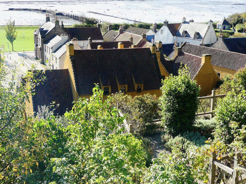 Hanging Gardens at Culross
