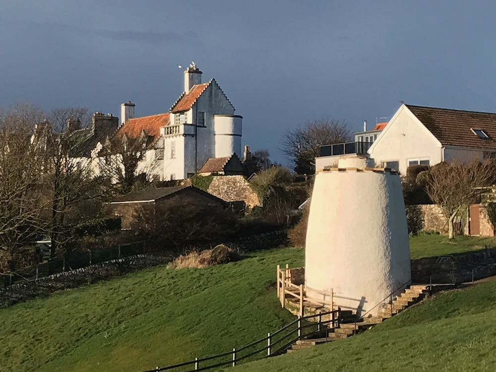 Doocot and Priory