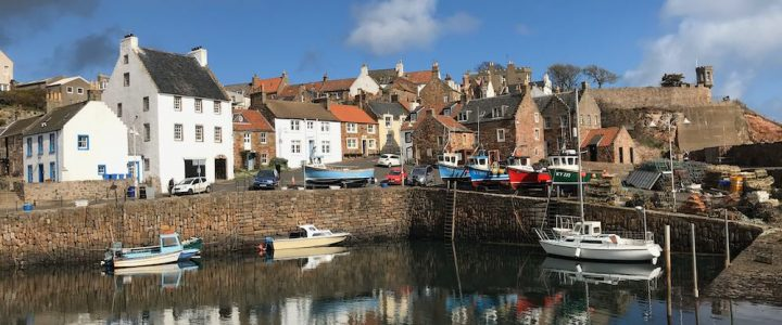 Crail Heritage Walk – and the History of Crail