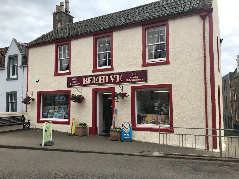 The Beehive Crail