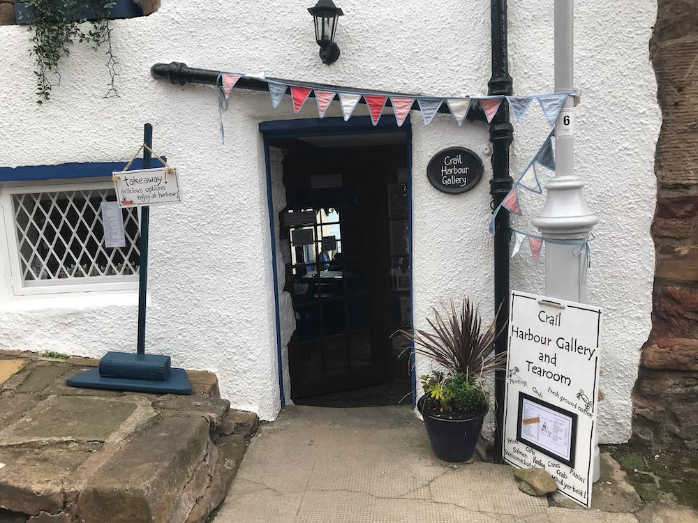 What's on in Crail 2020 Crail Harbour Gallery