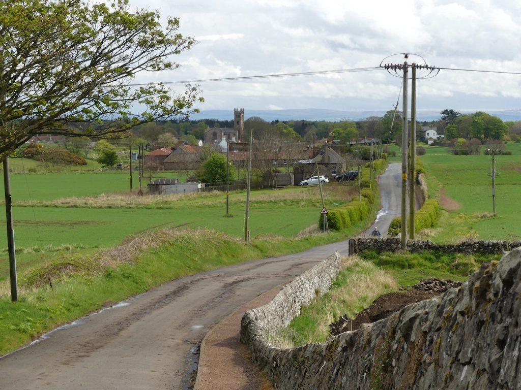 Kilconquhar and Balcarres Tower Walk
