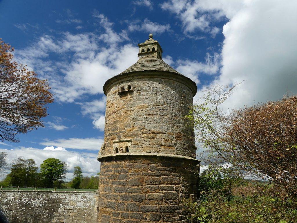 Pittenweem Balcaskie and St Monans - Doocot at the Gatehouse to Balcaskie