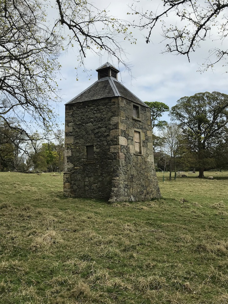 Tower Building on Balcarres Estate