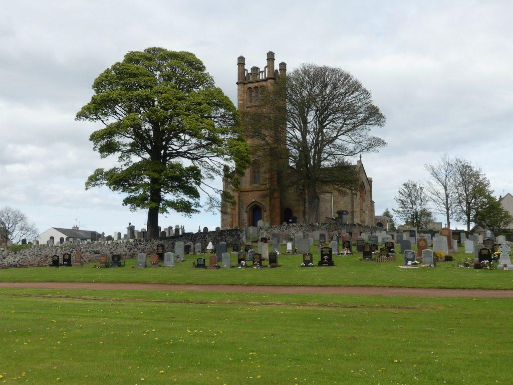 Kilconquhar Churchyard