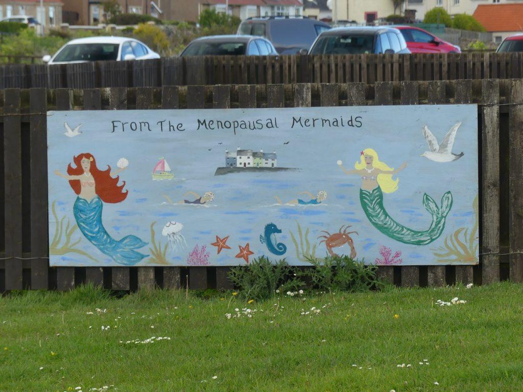 Menopausal Mermaids of Pittenweem