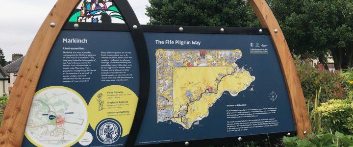 Markinch to Kennoway – Fife Pilgrim Way